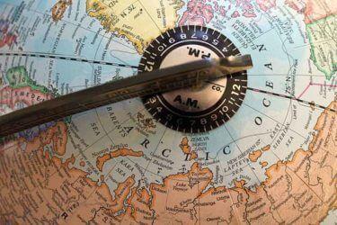 世界最小の大洋 北極海