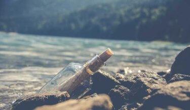 情報の海をただようボトルメッセージとしてのブログ